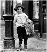 vendedor de periodicos